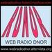 Web Radio DNOR Logo