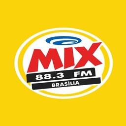 Rádio Mix FM - Brasília
