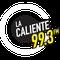 La Caliente 99.3 FM - XHSAC Logo