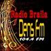 Radio Braila Dens Fm Logo
