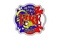 Cherokee County Fire and Emergency Services Logo