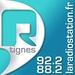 R'La Radiostation - R'Tignes Logo