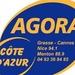 Agora Cote d'Azur 94.0 Logo