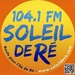 Soleil de Ré 104.1 FM Logo