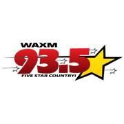 WAXM 93.5 FM - WAXM