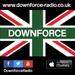 Downforce Radio Logo