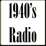 1940's Radio Station Logo