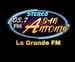 Stereo San Antonio FM Logo
