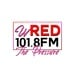 WRED 101.8 FM The Pressure Logo
