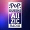 Allzic Radio - Pop Queens Logo
