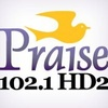 Praise 102.1 - KMJQ-HD2 Logo