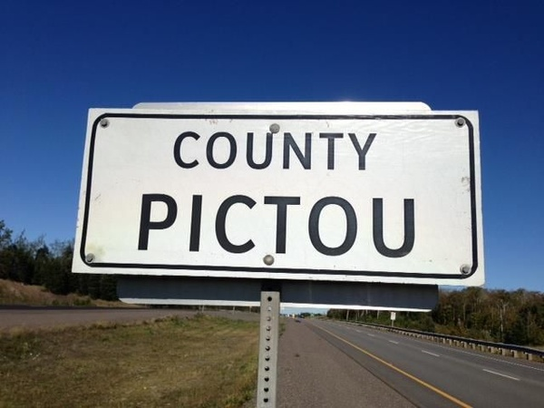 Pictou County, NS, Canada Public Safety