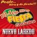 Fiesta Mexicana - XEAS Logo