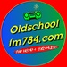 OldSchoolFm784 Logo
