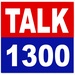 Talk 1300 AM - WGDJ Logo