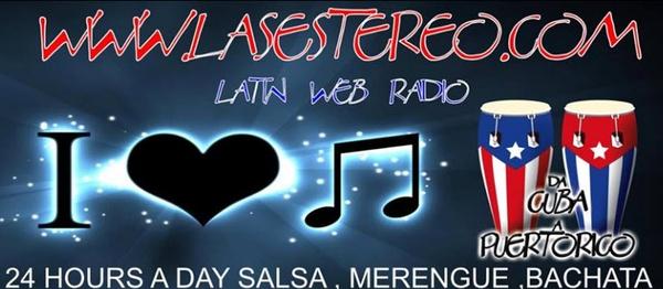 LaSestereo -Musica Latina