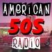 American 50s Radio Logo