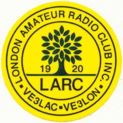 SE London / NW Kent, ON, Canada Amateur Radio, London VTS