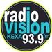 Radio Vision - KEXA Logo