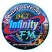 104.7 Infinity FM Logo