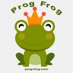 Prog Frog Logo