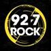 92.7 Rock - CJRQ-FM Logo