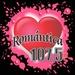 Romantica 107.5 - XHKOK Logo