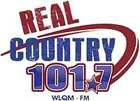 Real Country 101.7 - WLQM-FM