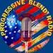 Progressive Blend Radio Logo