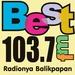 Best FM Balikpapan Logo