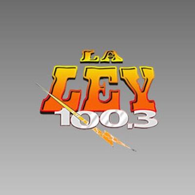 100.3 La Ley - KRQK