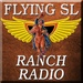 Flying SL Ranch Radio Logo