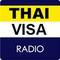 Thai Visa Radio 2 Logo