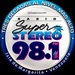 Super Estereo 98.1 Logo
