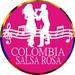 Colombia Salsa Rosa Logo