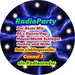 Radioparty Logo
