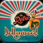 Radio Retro Bollywood Logo
