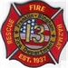 Franklin/Southfield/Troy, MI Fire, Aircraft Logo