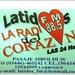 Latidos FM Larroque Logo