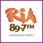Ria 89.7 FM Logo