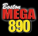 Boston Mega 890 - WAMG Logo