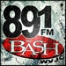 89.1 The Bash - WVJC Logo