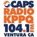 CAPS Radio - KPPQ-LP Logo