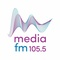 Media FM 105.5 Logo
