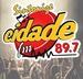 Cidade FM 89.7 Logo