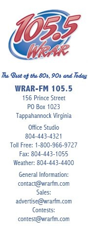 105.5 WRAR - WRAR-FM