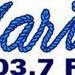 Marina 103.7 FM Logo