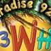 Paradise 92.7 - WWWH-FM Logo