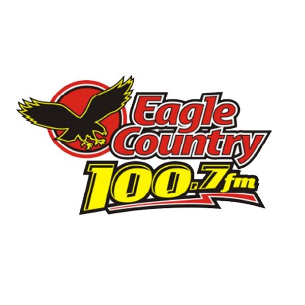 100.7 Eagle Country - KHOK