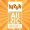 Allzic Radio - Kitch Logo